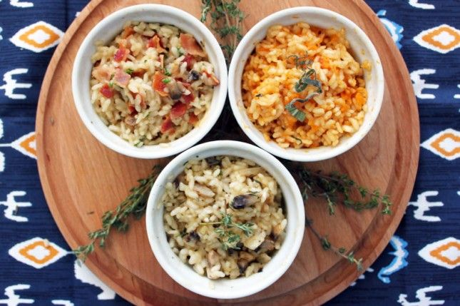 Microwave Hacks: Introducing Our 10-Minute Risotto Cups via Brit + Co