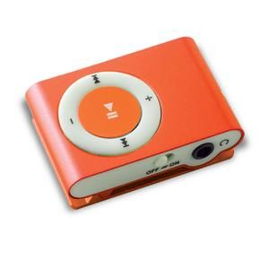 MP3-spelare Mini, Orange