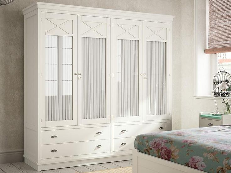 Classic Solid Wood Wardrobe produced using Chilean Pine
