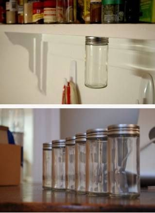 60+ Innovative Kitchen Organization and Storage DIY Projects - Page 2 of 6 - DIY & Crafts