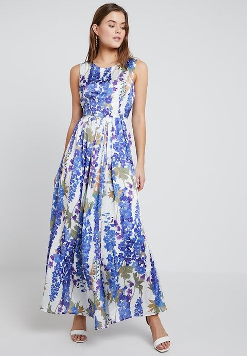 d5d287ec67 Molly Bracken LADIES WOVEN DRESS - Maxi dress - delphinium - Zalando.co.uk