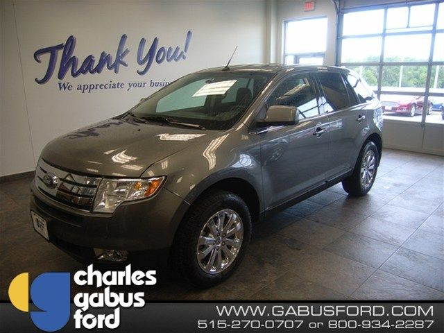 I like this 2009 Ford Edge Limited! What do you think? / & 28 best autos images on Pinterest   Cars Cadillac and Trucks markmcfarlin.com