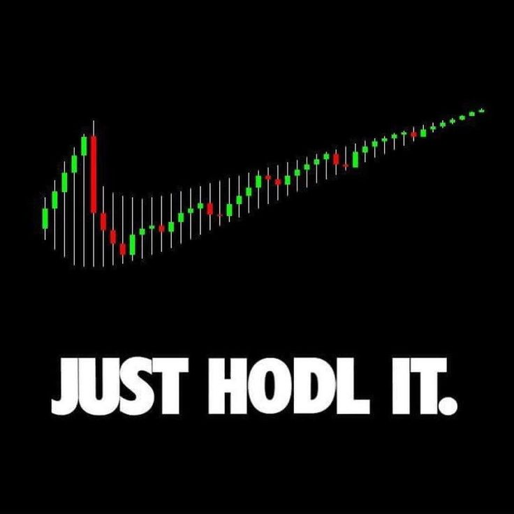 Just hodl it. Enough said #bitcoin #ethereum #ether #cryptocurrency #altcoin #altcoins #trading #money #cash