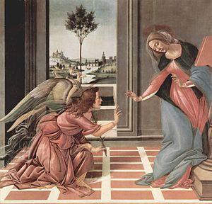 La Anunciación de Cestello (en italiano, Annunciazione di Cestello), es un cuadro realizado por el pintor renacentista italiano Sandro Botticelli. Está ejecutado al temple sobre tabla. Mide 150 cm. de alto y 156 cm. de ancho. Fue pintado en 1489 y actualmente se conserva en la Galería de los Uffizi de Florencia (Italia).  La pintura fue un encargo de Benedetto Guardi, funcionario público perteneciente al gremio de los cambistas, del año 1489, para la iglesia del convento florentino de…