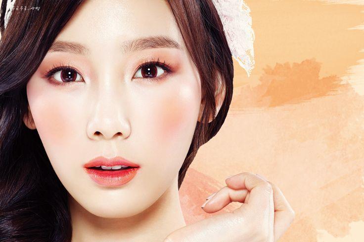 140522 TaeYeon @ Nature Republic 宣傳圖 [SeoJeong]