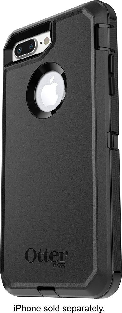 Otterbox - Defender Series Case for Apple® iPhone® 7 Plus - Black