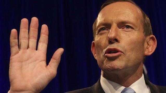 Tony Abbott finalises incoming cabinet