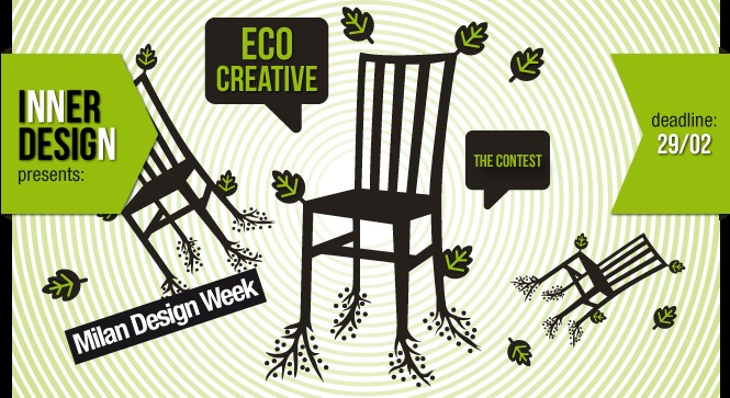 A contest for Milan Design Week and green design, by www.innerdesign.com