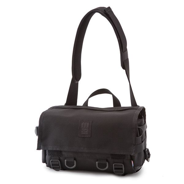 Topo Designs Navy/Teal Field Bag