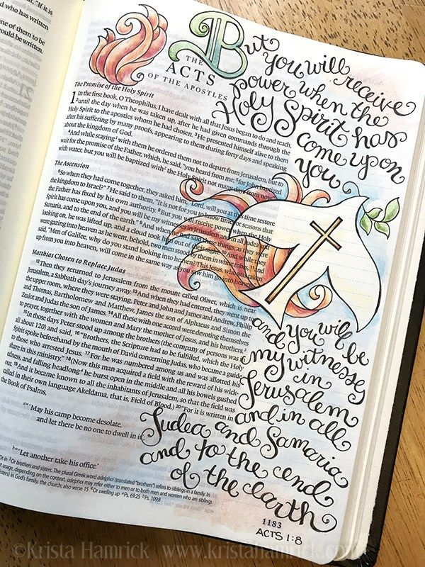 journal articles or reviews at that holy spirit