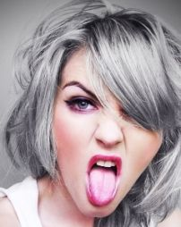 Silver Hair Don't Care...