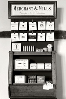 Love the simplicity of packaging and all products @ merchant and mills