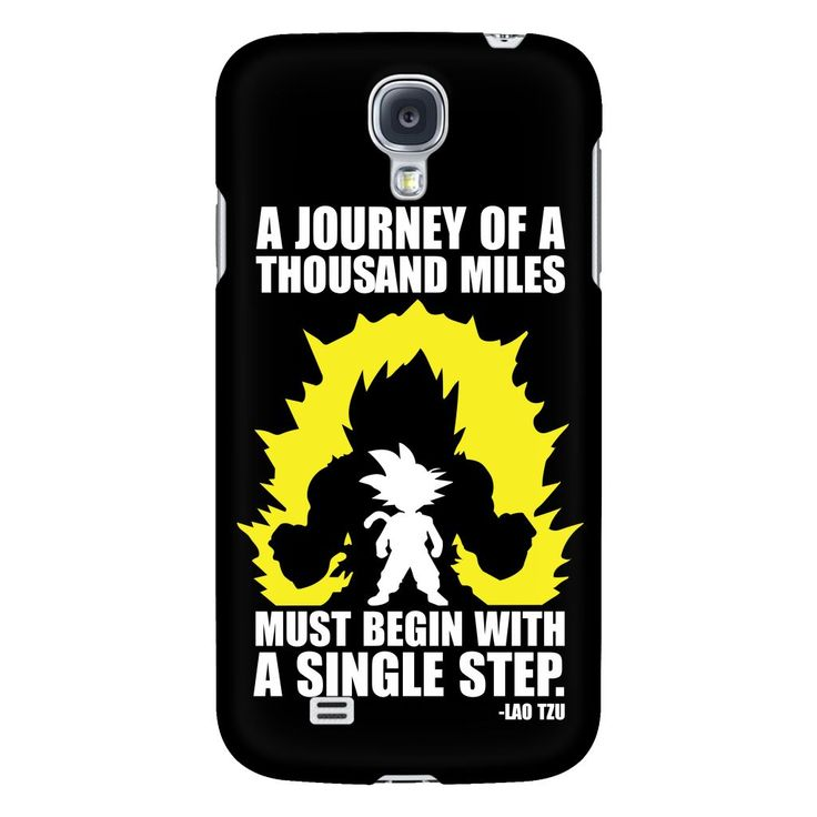 Super Saiyan - A Journey of A Thousand Miles - Android Phone Case - TL01185AD