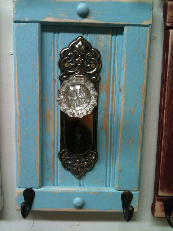 Antique Door Knob Coat Rack Towel Or Even Jewelry For