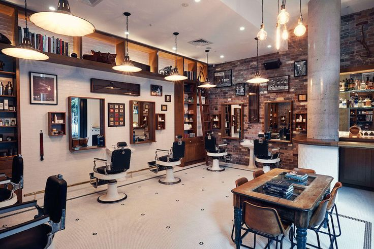 The Barber Shop | Girls' weekend: 48 hours in Sydney | Image credit: The Barber Shop