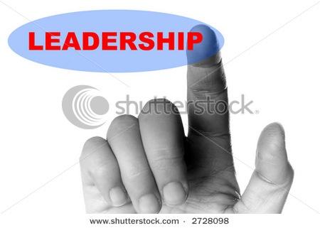 leadership, above