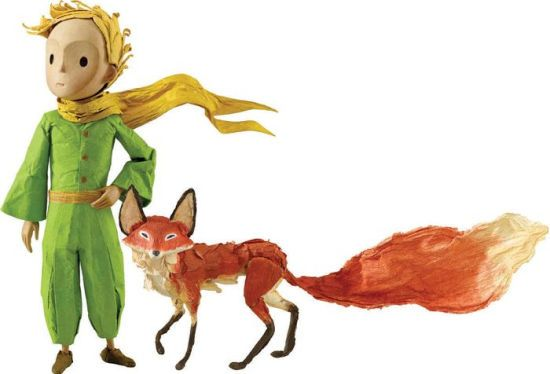 The Little Prince Exclusive Figurines - Journey