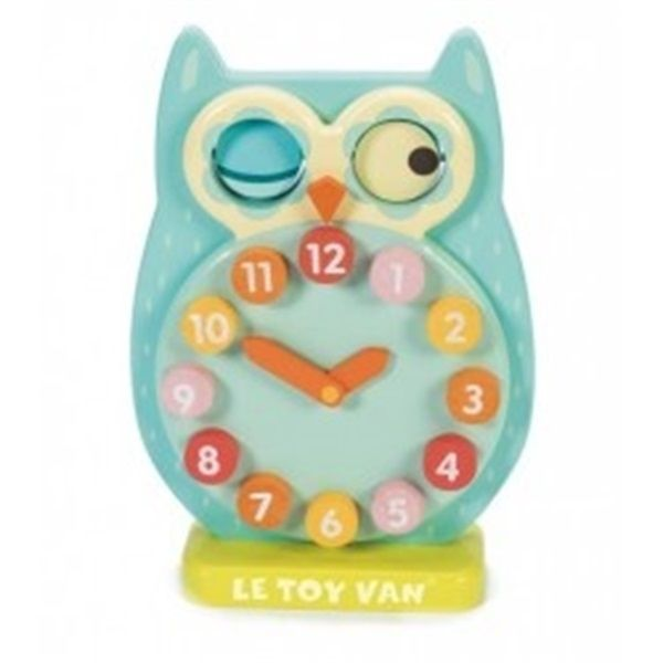 Horloge Hibou