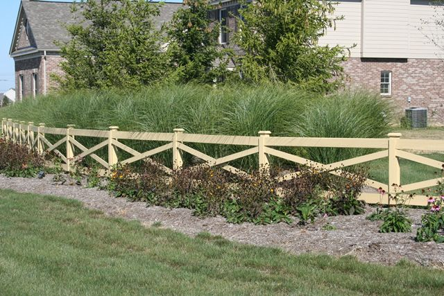 Cross Rail Fence Fence Ideas Country Fences Fencing
