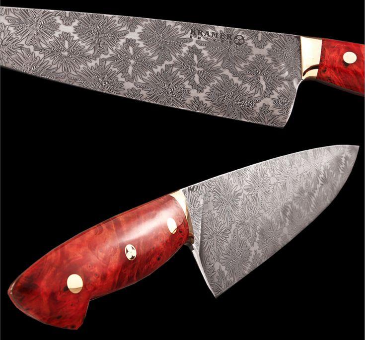 1000 Images About Kramer Knives On Pinterest