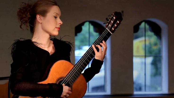 Classical Guitar | Tatyana Ryzhkova [Belarusian] - F. Tárrega: Capricho Arabe