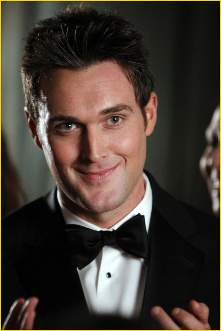 "Owain Yeoman - Wayne Rigsby ""The Mentalist"""