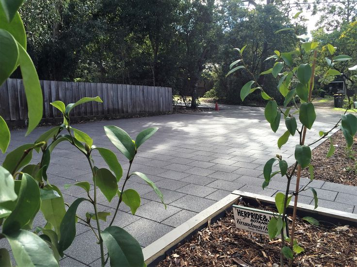 Permeable pavers are the ecofriendly way to pave!  Read our blog post for 8 ways you could use them in your next project.