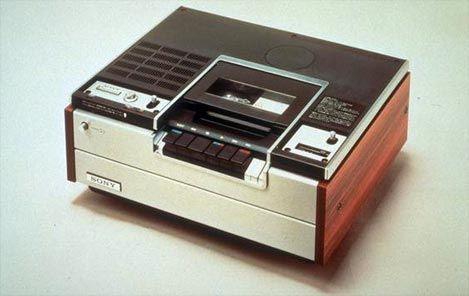 Sony Betamax - www.remix-numerisation.fr - Rendez vos souvenirs durables ! - Sauvegarde - Transfert - Copie - Digitalisation - Restauration de bande magnétique Audio - MiniDisc - Cassette Audio et Cassette VHS - VHSC - SVHSC - Video8 - Hi8 - Digital8 - MiniDv - Laserdisc - Bobine fil d'acier - Micro-cassette - Digitalisation audio