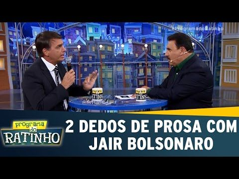 Tribuna da Massa (SBT) entrevista Jair Bolsonaro l 26/05/2017 - YouTube