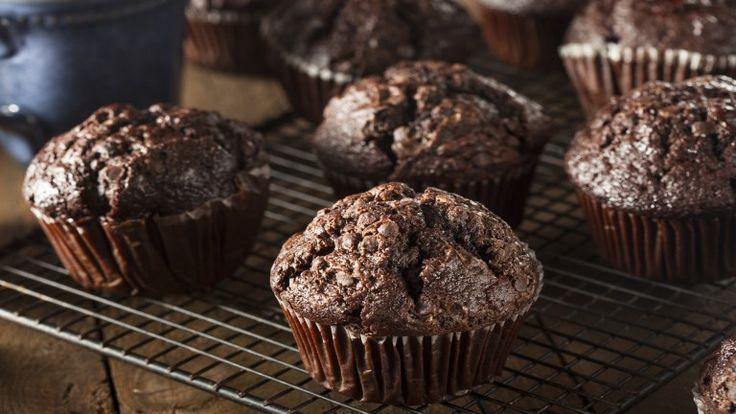 Ez a csokis muffin recept mindenki kedvence lesz