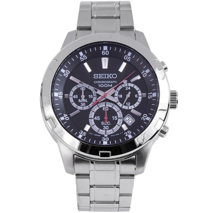 A-Watches.com - Seiko Chronograph Gents Watch SKS605 SKS605P1, $93.00 (https://www.a-watches.com/seiko-chronograph-gents-watch-sks605-sks605p1/)