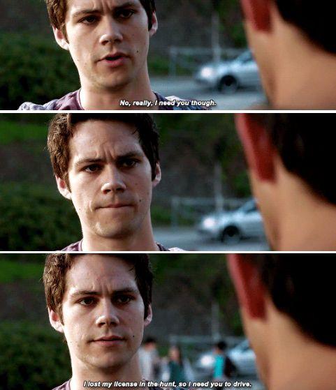 Teen Wolf 6x10 - I need you. I need you too.