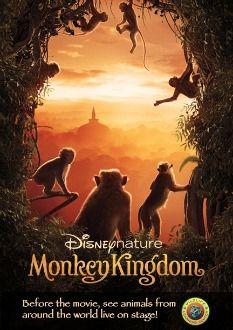 Disneynatures Monkey Kingdom: Parent Review of the Film at El Capitan