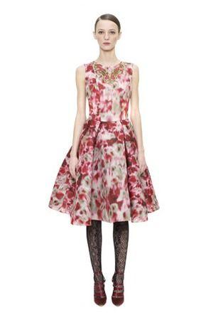78  ideas about Floral Cocktail Dresses on Pinterest - Vintage ...