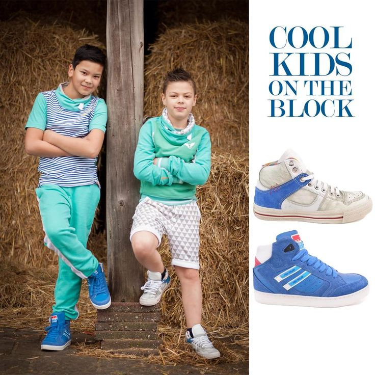 Cool kids need cool shoes!! These boys are wearing shoes from HIP and RedRag. And clothes from Mortenz! Shoes are available in our KIDS-store and webshop