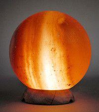 ball shaped salt lamp image 3
