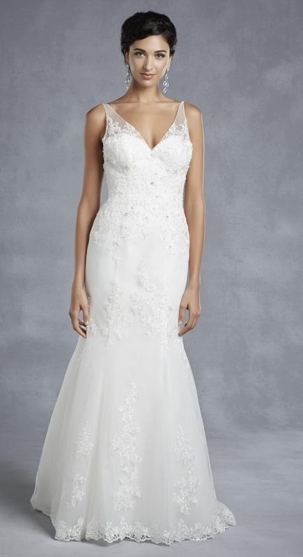 Igen Szalon wedding dress- BT15-15 #igenszalon #beautiful #weddingdress #bridalgown #eskuvoiruha #menyasszonyiruha #eskuvo #menyasszony #Budapest