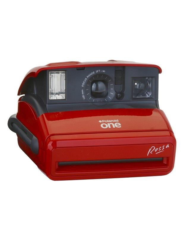 Polaroid one600 Rossa