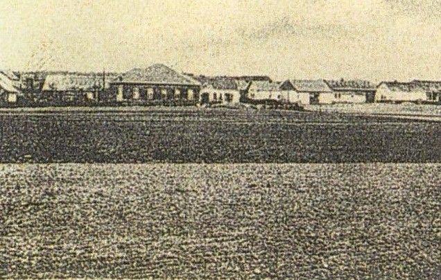 Bulánka, CZ: celkový pohled: Birthplace of Maria Divisova, born 1838