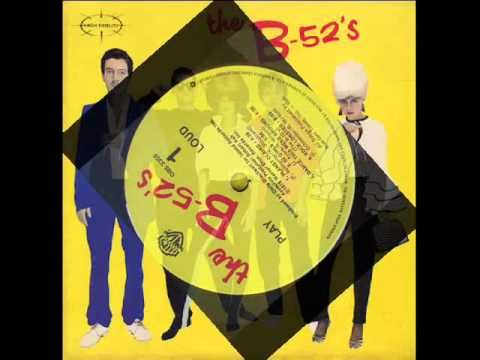 the b-52′s - rock lobster TOS