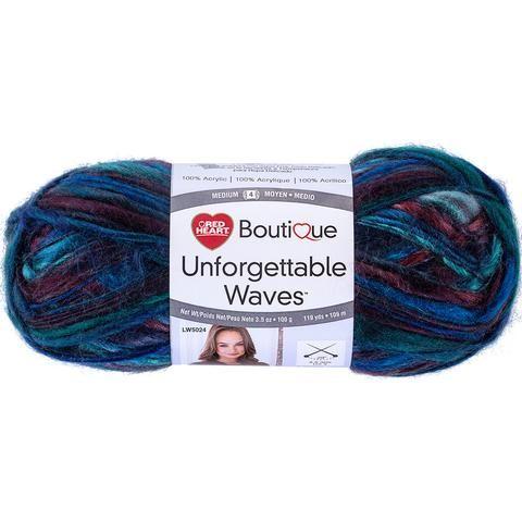 Red Heart® Unforgettable Waves™ Yarn Aurora