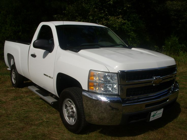 Used 2007 Chevrolet Silverado 2500HD Work Truck For Sale | Durham NC.