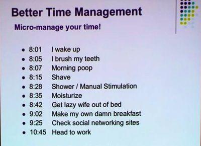 Impractical Jokers-- Better Time Management