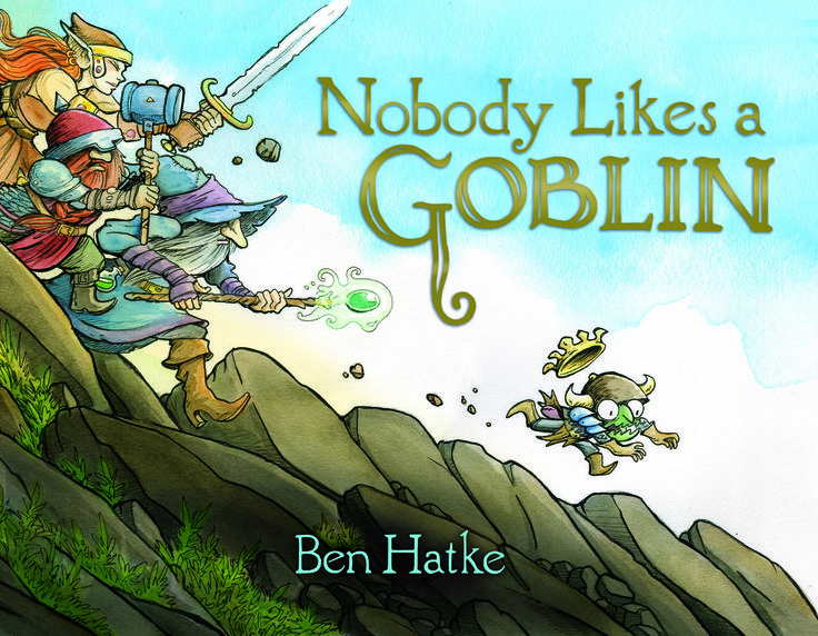 194 best picture books relationships images on pinterest a kiss the book nobody likes a goblin by ben hatke advisable fandeluxe Ebook collections