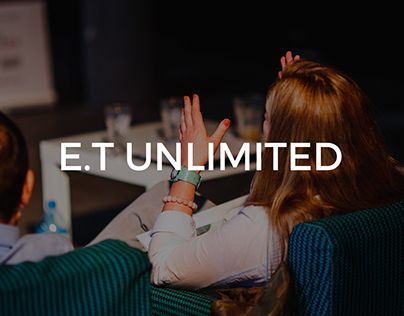 "Check out new work on my @Behance portfolio: ""E.T Unlimited"" http://be.net/gallery/41416289/ET-Unlimited"