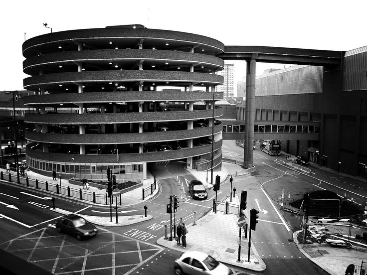 Haymarket Car Park