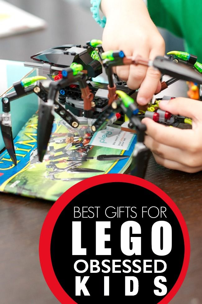 Best Gifts for Lego Obsessed Kids: Pley #Love2Pley AD