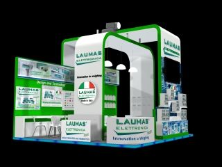 LAUMAS Elettronica | INTERWEIGHING 2014: Always present!