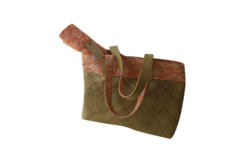 Custom printed design/pattern or logo as per your companies requirement. We supply sarongs, lining for bags, and we also design the bag for you. Contact info@sawo-design.com