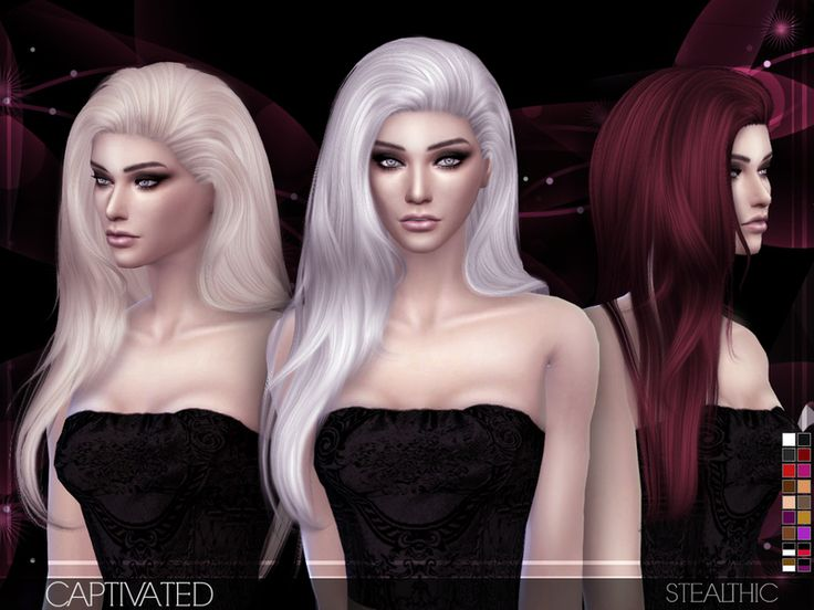 spring hair styles 18 best images about sims 4 cc on 2121